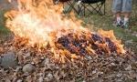 В Искитиме наступил осеннее-зимний пожароопасный период