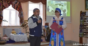 В Искитимском районе продолжается фестиваль национальных культур
