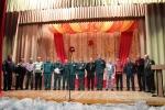 Искитимских пожарных поздравили с 85-летием образования системы гражданской обороны России