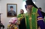 В Линево освящено новое здание приходской воскресной школы