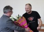 Искитимца наградили Знаком «Почетный донор Российской Федерации»