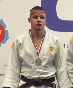 Искитимец Василий Таранов стал серебряным призером Всероссийского турнира по дзюдо