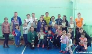 Соревнуются лучшие спортивные семьи Искитимского района