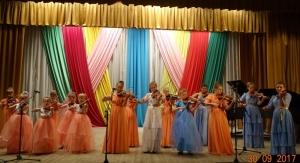 Воспитанники Линевской ДШИ и Евсинской музыкальной школы вновь блеснули талантами