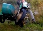 """Осуждены два пьяных мотоциклиста, пытавшиеся """"раздавить и переехать"""" сотрудника ДПС"""