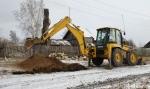 В поселке Советский Быстровского сельсовета реализуется проект  «Чистая вода»
