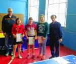 Лучшие юные теннисисты Искитимского района