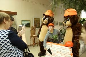 Ночью отпраздновал свое 40-летие Искитимский музей