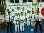 Искитимские каратисты привезли медали с Кубка Новосибирской области