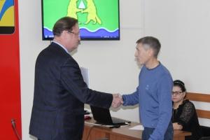 Евгений Баркалов и Алексей Трахнов награждены благодарственными письмами за спасение утопающего