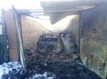 """Из-за системы """"Теплый пол"""" сгорели два дома, снегоход и автомобиль"""