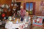 В ДК «Октябрь» прошел праздник украинской культуры «Сибирские обжинки»