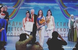 Успешное выступление  юных вокалистов Искитимского района