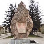Камень - символ Искитима - вошел в топ-10 необычных памятников Новосибирской области