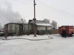 Пожар в поселке Степной под Искитимом унес жизни пятерых детей