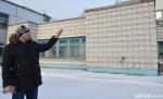 В линевском детском саду «Красная Шапочка»  идет капитальный ремонт кровли