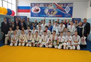 Искитим – безоговорочный победитель командного Первенства «Динамо»