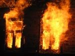 В селе Искитимского района вновь пожар