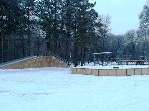 Каким будет в Искитиме снежный городок?