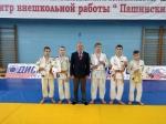 Команда по дзюдо из Искитима заняла первое место на Первенстве области