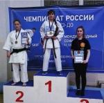Спортсмены из Искитима завоевали победы на Первенстве и Чемпионате России по сётокан SKIF в Москве