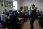 В Искитиме прошел новогодний турнир по быстрым шахматам
