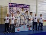 Искитимские дзюдоисты завоевали медали турнира «Гран-при Витязь»