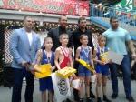 Искитимцы – победители турнира по греко-римской борьбе