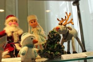 В Искитимском музее Новый год каждый день!