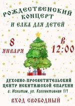 В Искитиме готовятся к Рождественской елке