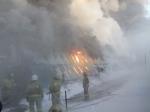 Из-за пожаров в Искитиме и Искитимском районе врио губернатора ввел в области особый противопожарный режим