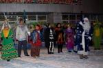 В искитимском микрорайоне Ложок Новый год праздновали две недели