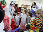 В Искитиме цементники и их дети приняли участие в традиционных новогодних мероприятиях