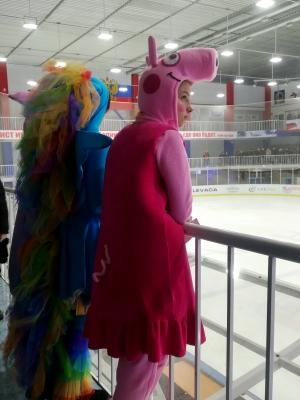 В Искитиме прошли зональные соревнования первенства России по фигурному катанию