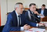 В Искитиме прошло заседание совета по взаимодействию Законодательного собрания Новосибирской области с представительными органами муниципальных районов и городских округов