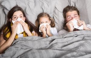 Среди жителей Искитимского района повысилась заболеваемость гриппом