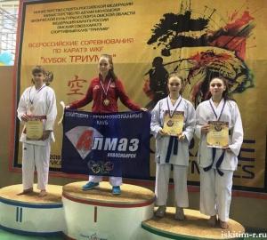 Каратисты Искитимского района успешно выступают на соревнованиях высокого уровня