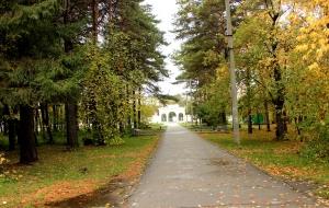 В парке им. Коротеева установят новую сцену и видеонаблюдение