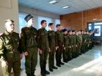 В день 75-летия победы в Сталинградской битве воспитанники ВПК «Родина» побывали в Искитимском музее