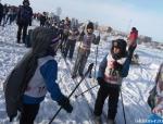 Спортсмены Искитимского района на лыжне