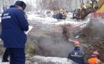 В Искитиме завершена проверка прокурора после порыва на теплосетях на улице Комсомольская