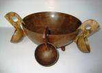 В Искитимском музее открылась выставка «Деревянная сказка»