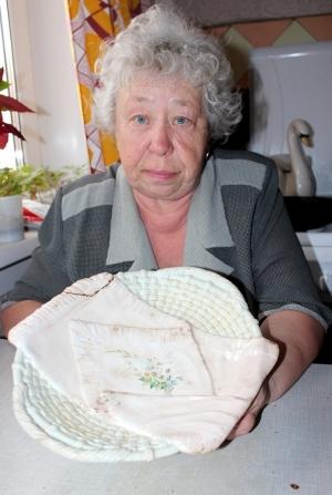 Блюдо, переданное в Искитимский музей, в полной мере разделило судьбу дворянской семьи Бекис