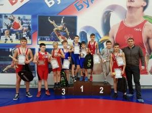 19 призовых мест –у юных мастеров греко-римской борьбы Искитимского района