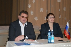 Олег Лагода встретился с жителями Степного и Преображенского сельсоветов.