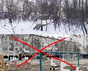 Жителям Подгорного микрорайона отказано в благоустройстве заявленной территории