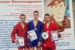 Искитимские спорстмены прошли отбор на Первенство Сибири по самбо