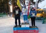 Искитимские педагоги встали на лыжи и прибежали к серебру