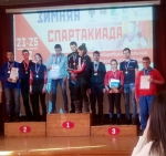 Юные спортсмены Искитимского района – третьи