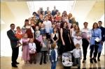 Жительнице Линево вручен знак отличия «За материнскую доблесть»